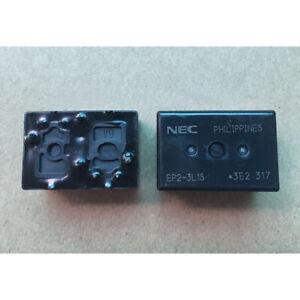 1pc NEC EP2-3L1S EP2-3L1ST Automotive Relay 8 Pins 12VDC