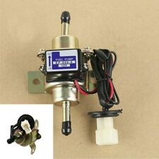 12V 3-5PSI Low Pressure Gas Gasoline Diesel Electronic Inline Fuel Pump Replace