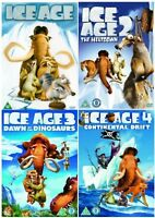 ICE AGE - Series 1-4 Complete Collection Season 1 2 3 4 New Sealed Region 2 DVD