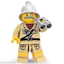 LEGO® Serie 2 Sammelfigur 8684 Forscher NEU