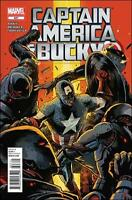 CAPTAIN AMERICA AND BUCKY #627 MARVEL COMICS