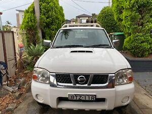 2011 Nissan navara d22 4x4 str