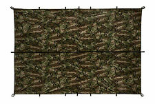Aqua Quest Defender Tarp - 100% Waterproof - 2 x 3m (10 x 7ft) Medium - Camo