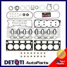 MLS Head Gasket Set Manifold Valve Repair For 04-07 Hummer H2 6.0L V8 VIN Code U