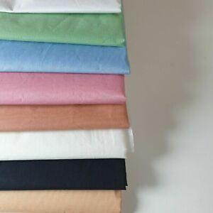 "100% Cotton Organdy Doll Dress Stiff Lining Curtain Interfacing fabric 44"""