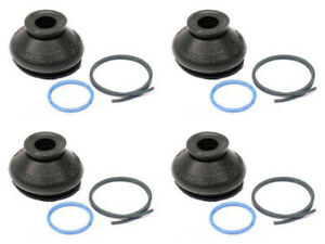 Mercedes Tie Rod End Ball Joint Boot repair KIT (x4) 111 112 113 114 123 124 126