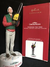 2020 Hallmark Keepsake Christmas Vacation Trimming The Tree Ornament