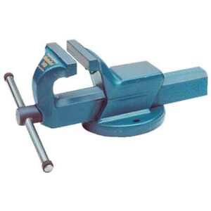 MATADOR RIDGID Parallel-Schraubstock  100 mm Lackierung bl