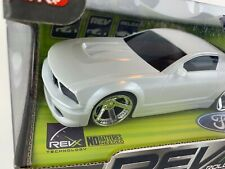 REVRollers XTR Toys 2009 Ford Mustang GT Friction Powered Vehicles 2018