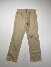 VALENTINO Chino Jeans - W34 L32 - Beige - Great Condition - Men's