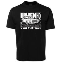 New Black Holden HQ Kingswood T Shirt Size S -5XL +7XL