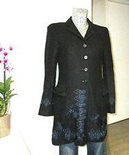 manteau de marque KENZO gilet parka trench en laine taille 36 S woman woocoat