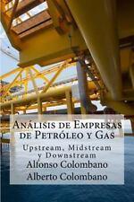Análisis de Empresas de Petróleo y Gas : Upstream, Midstream y Downstream by...