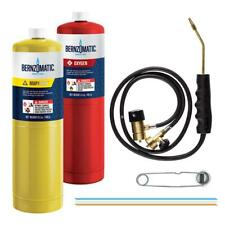Bernzomatic MAP & Oxygen Brazing Torch Kit - WK5500XTK