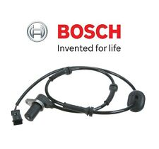 For Audi A4 Quattro Rear Left OR Right ABS Sensor Bosch OEM 8D0 927 807 F