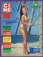 ▬►Ciné Revue 49/1963 CLAUDIA CARDINALE_MARIA CANDIDO_FRANÇOISE HARDY_BARDOT