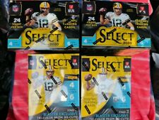 2020-21 Panini Select Football 4x Blaster Random Team Break #1