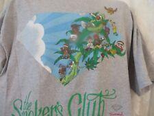 DIAMOND Supply Co Smoker's Club SXSW Shirt ARTIST GREY XL RARE