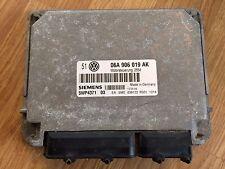 VW ecu immo off/ removed plug & play SIEMENS 06A906019AK 06a 906 019 ak 5WP4371