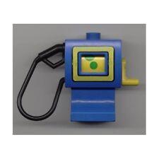 LEGO - Duplo Gas / Fuel Pump - Complete Assembly - Blue - RARE