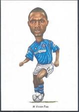 MANCHESTER CITY FOOTBALL CARDS-2002- #06-CAMEROON-MARC-VIVIEN FOE