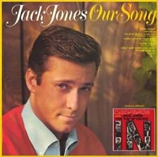"Our Song/For the ""In"" Crowd by Jack Jones (CD, Apr-2013, Zone Records)"