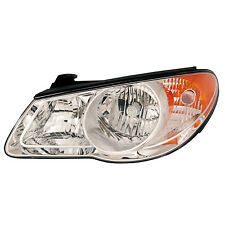 Replacement Headlight Assembly for 10 Elantra (Driver Side) HY2502153N