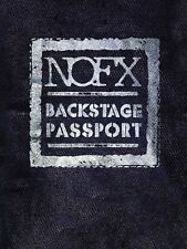NOFX - BACKSTAGE PASSPORT 2 DVD NEW+