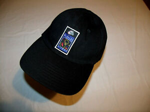 Vintage mid 1990s/early 2000s NFL Players Party / 989 Sports Hat CHAMPION Adjust