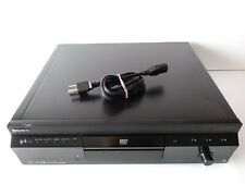 Sony Ns9100Es Cd/Dvd Player Sacd Super Audio & Video Dac Works Great! Rare