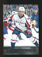 CHANDLER STEPHENSON YOUNG GUNS ROOKIE CARD RC
