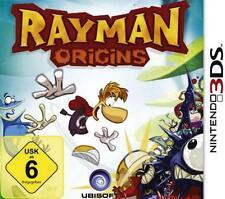 NINTENDO 3DS RAYMAN ORIGINS DEUTSCH OVP Neuwertig