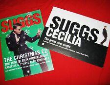 MADNESS / SUGGS - COUNTER STANDS FOR XMAS EP + CECILIA - STIFF SKA TWO 2 TONE CD