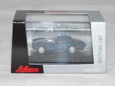 Schuco 26378 Mercedes-Benz 300 SL, blau 1:87 NEU + OVP