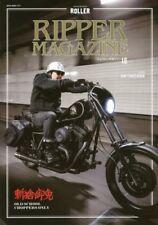 RIPPER MAGAZINE vol.10 Japanese book Chopper Troy Critchlow Vintage F/S