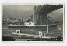 MS Tjipanas Photo Postcard - KJCPL Royal Interocean Lines 1873