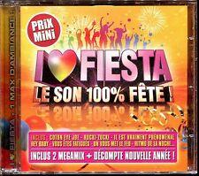 I LOVE FIESTA - LE SON 100% FETE - CD COMPILATION [1984]