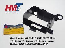 Suzuki TS125 TS125C TS125N TS125ER Holder Battery Box 41540-48010 NOS JAPAN