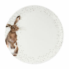 Royal Worcester Wrendale Dinner Plate - Hare - 26.7 cm / 10.5 inch