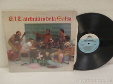 ANDY MONTANEZ El Catedratico De La Salsa LP TH-RODVEN 2903 (1991) in SHRINK
