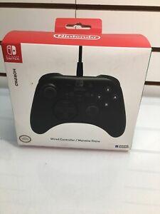 Hori Nintendo Switch Horipad Wired Controller - Black