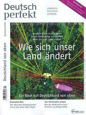 Deutsch perfekt, Heft April 04/2016: Wie sich unser Land ändert +++ wie neu +++
