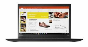 Lenovo ThinkPad T470S Laptop   i5-6300U 2.4GHz   Win 10   12GB RAM   256GB SSD
