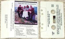 Nelons PRECIOUS OLD STORY OF LOVE - Rare 1984 cassette!