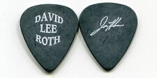 David Dave Lee Roth 1991 Tour Guitar Pick! Joe Holmes custom stage Van Halen #1