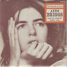 ANNE BRIGGS The Hazards of Love GB Disquaire Day vinyle 17.8cm neuf/scellé