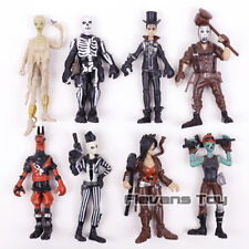 FORTNITE / BATTLE ROYALE / SAVE THE WORLD - SET 8 FIGURAS / 8 FIGURES SET (B)
