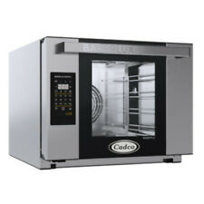 Cadco Xaft 04hs Ld Half Size Bakerlux Led Heavy Duty Convection Oven