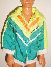 167b26b2029 Barbie Vintage vêtement accessoire Blouson Sport KEN Germany