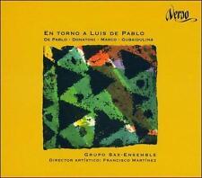 En torno a Luis de Pablo, New Music